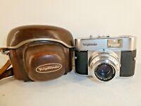 Vintage Voigtlander Vito B Camera Prontor-SVS Color Skopar 1:2.8/ 50 Lens  (A1)