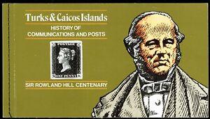 Scott # 398 - 1979  - ' Sir Rowland Hill, Originator of Penny Postage ', Booklet