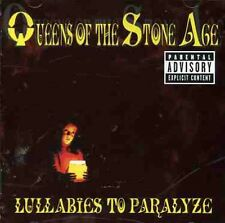 Queens of the Stone - Lullabies to Paralyze [New CD] Bonus Track, Germany - I