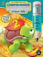 Comprehensive Curriculum of Basic Skills, Grade 1: By Thinking Kids Carson-De...