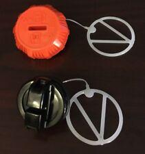P021036960 + P021007630 Genuine ECHO CS-370 CS-400 GAS AND OIL CAP SET