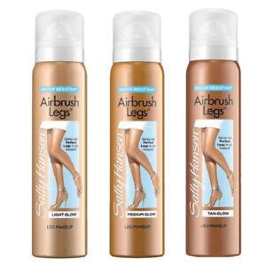 Sally Hansen Airbrush Legs Leg Make Up Water Resistant Light Medium Tan 75ml