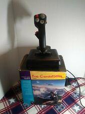 CH Products USB F-16 Combatstick 568 FSCU99 Flight/Combat PC Game Joystick