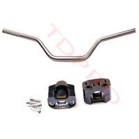 """1 1/8"""" 28MM Handlebar Handle Fat Bar Riser Clamp Dirt Pit Bike Motorcycle ATV MX"""