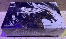 Final Fantasy TCG: Opus VIII #8 Booster Box FFTCG Sealed