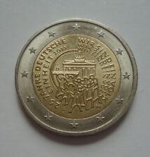 2 Euro Sondermünze Deutschland 2015, 25 Jahre Deutsche Einheit