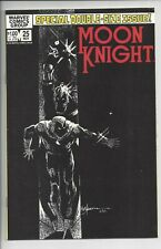 Moon Knight 25 - NM (9.2) 1st Black Spectre - White dot copy