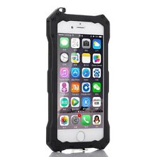 LUNATIK Inspired Gorilla Glass Aluminium Metal Shockproof Case-iPhone 6s Plus
