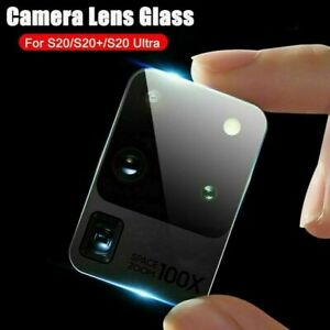 For Samsung S21 S21+ S21 Ultra 9H Tempered Glass HD Rear Camera Lens Protector