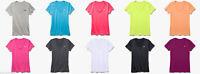 New - Under Armour Women's UA Tech™ V-Neck T-Shirt Top - 1255839