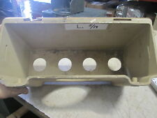 Accessory Storage Box, Wall Stowage, for Armored Vehicle APC