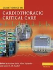Core Topics In Cardiothoracic Critical Care (PDF Download)