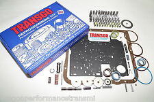 Transgo 4L60E-HD2 Shift Kit 4L65E Transmission Valve Body Reprogramming Stage 2