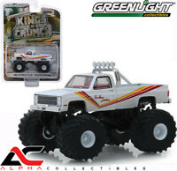 GREENLIGHT 49050-D 1:64 1981 CHEVROLET K20 SOUTHERN SUNSHINE MONSTER TRUCK