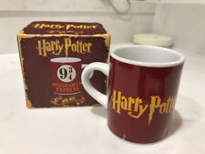 New listing Harry Potter 9 3/4 Hogwarts Express Mini Mug Cup Ceramic Coffee Tea