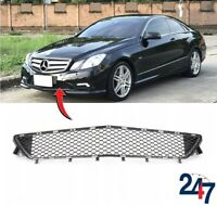 NEW MB W207 E-CLASS COUPE 2009 - 2012 AMG FRONT BUMPER LOWER CENTER GRILL