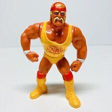 WWF Hasbro Hulk Hogan #3 Series 3 vintage WWE 1992 Great Condition!