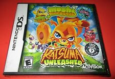Moshi Monsters: Katsuma Unleashed Nintendo DS-DSi-Lite-XL-3DS *New! *Free Ship!