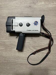 Near Mint Canon AF 310XL Super 8 Cine Film Movie Camera WORKING