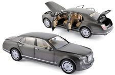 Minichamps Bentley Mulsanne 2010 1:18 Brodagar Grey