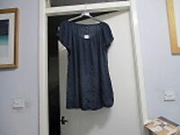 Ladies-Pretty-Summer-Top-or-Tunic-HAVI NAVY Top By-Evans-Size-RRP-£22