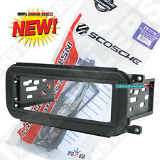 Scosche CR1277B Single Din Radio Install Dash Kit for Dodge, Car Stereo Mount