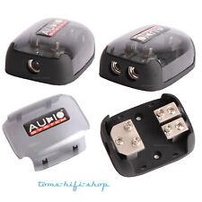 Audio System Z-DB5 35mm² 2-fach Mini-ANL-Verteiler 12V Kabelverteilerblock Auto