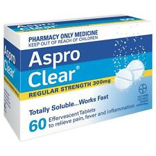 Aspro Clear Tablets 60 (Asprin)