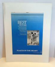 VARIETY ADVERTISEMENT 1/18/85 Best Picture PLACES IN THE HEART Sally Field Oscar