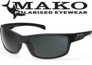 Mako SHADOW Poly M03-P0S Polarised Polarized Fishing Boat Sunglasses