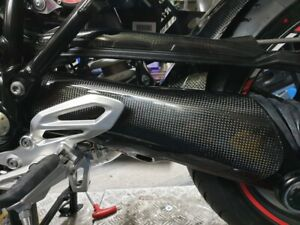 Cardan Cover - Carbon - BMW R1200R / Rs And R1250R / Rs Up 2015