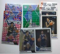 2019-20 Panini Mosaic Optic Brandon Clarke ROOKIE RC  Lot (10) Grizzlies