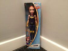 """NUOVO CON SCATOLA MATTEL Ragazza DC Comics Super Eroe la Batgirl di Bambola 12"""""""
