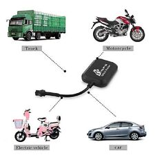 TRACKER ACURATE VEHICLE LOCATOR CAR BIKE SCOOTER TRUCK BOAT GPRS GPS VALUABLES