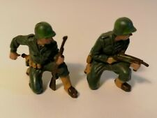 Britains Deetail 1/32 US soldiers x2