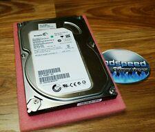 Dell Dimension E520 Tower - 500GB SATA Hard Drive - Windows XP Media Center