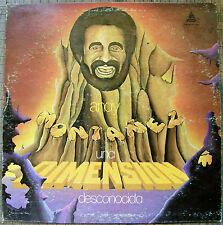 Andy Montanez Una Dimension Desconocida Salsa LAD 1978 Puerto Rico