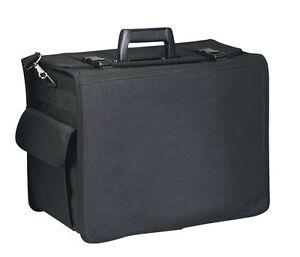 large lawyer salesman catalog sample information file organizer storage case