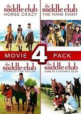 Saddle Club: 4 Pack DVD, Various, Gaiam