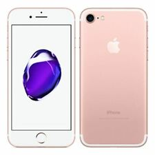 New listing Boost Mobile Apple iPhone 7 32Gb Rose Gold Smart Camera Cell Phone *Bad * Imei*