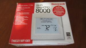 Honeywell Vision PRO Wi-Fi 7-Day Programmable Thermostat # TH8321WF1001, NIB