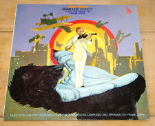 JEAN-LUC PONTY FRANK ZAPPA KING KONG UK 6-TRACK LIBERTY LP 1970 GREAT CONDITION