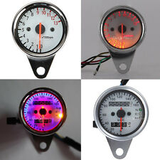 LED Speedometer Odometer Tachometer Fit Honda Shadow Ace Classic VT 1100 700 750