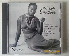 "NINA SIMONE ""Porgy"" (CD, 1995)"