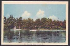 Circa 1915 - 1930 Vintage Postcard BALA, MUSKOKA LAKES, Ontario, Canada