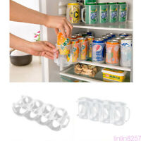 Kitchen Fridge Space Saver Organizer Slide Shelf Rack Home Holder Storage Box