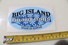 New listing Big Island Board Bags Made In Hawaii Aloha Rare Vintage Surfing Sticker