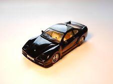Lister Storm GTZ in schwarz nero negro noir black, Ixo Altaya (?) in 1:43!