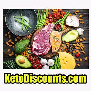 KetoDiscounts.com PREMIUM Keto/Food/Diet/Fitness/Weight Loss DOMAIN NAME $$ NR