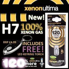 SMART Auto 02-Ring H7 XENON ULTIMA +120% dei fari lampadine NUOVO!